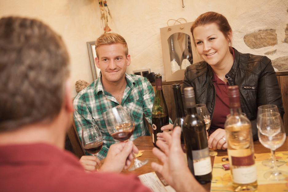 Probierstube Weingut Müsel