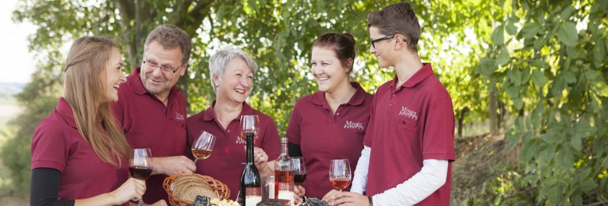 Weingut Müsel Familie