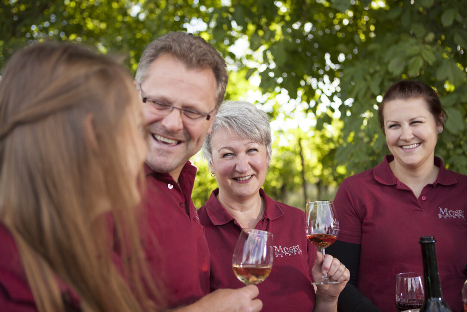 Famiele Müsel - Weingut Müsel
