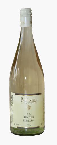 Bacchus Wein Müsel