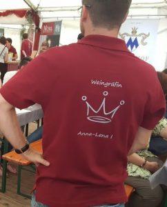 T-Shirt für unsere Lena