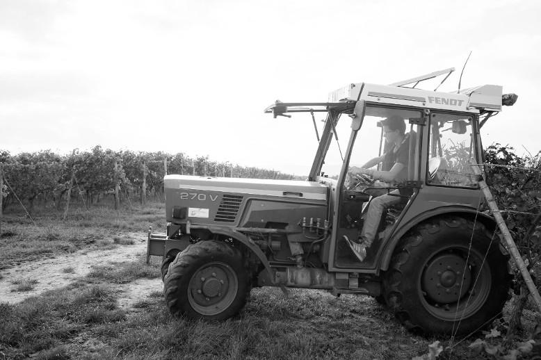 Unser Betrieb Traktor